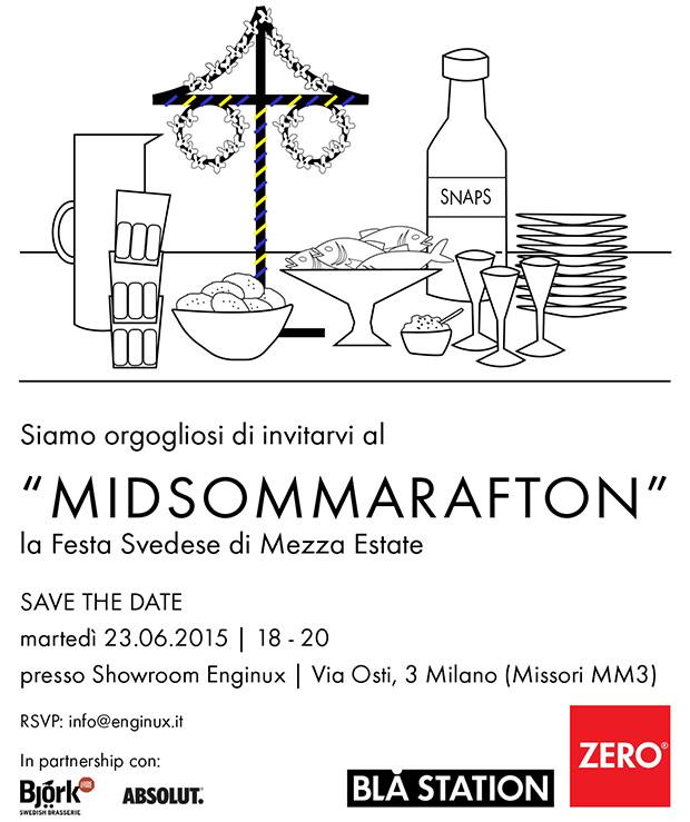 Invito Midsommarafton